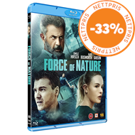 Produktbilde for Force Of Nature (BLU-RAY)