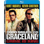 Produktbilde for 3,000 Miles To Graceland (BLU-RAY)