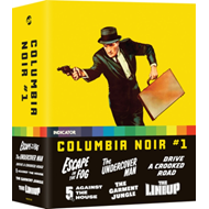 Produktbilde for Columbia Noir # 1 - Limited Edition (UK-import) (BLU-RAY)