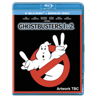 Produktbilde for Ghostbusters (1984) / Ghostbusters 2 (1989) (UK-import) (BLU-RAY)
