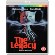 Produktbilde for The Legacy (1978) / I Kattens Tegn (UK-import) (BLU-RAY)