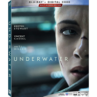 Produktbilde for Underwater (BLU-RAY)