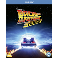 Produktbilde for Back To The Future 1-3: Trilogy (UK-import) (BLU-RAY)