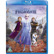 Produktbilde for Frozen II (UK-import) (BLU-RAY)