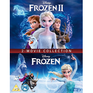 Produktbilde for Frozen: 2-Movie Collection (UK-import) (BLU-RAY)