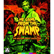 Produktbilde for He Came From The Swamp - The William Grefé Collection - Limited Edition (UK-import) (BLU-RAY)