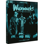 Produktbilde for Waxworks (1924) - The Masters Of Cinema Series (UK-import) (BLU-RAY)