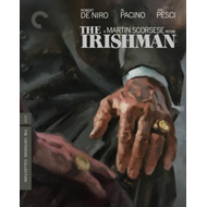 Produktbilde for The Irishman - The Criterion Collection (UK-import) (BLU-RAY)