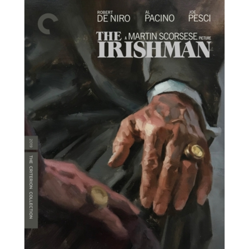 The Irishman - The Criterion Collection (UK-import) (BLU-RAY)