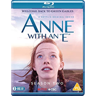 Produktbilde for Anne With An E (Jeg Heter Anne) - Sesong 2 (UK-import) (BLU-RAY)