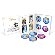 Produktbilde for Disney Classics: Complete 57 Movie Collection (UK-import) (BLU-RAY)