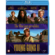 Produktbilde for Young Guns II (1990) (BLU-RAY)