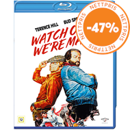 Produktbilde for Watch Out, We're Mad (1974) / Sammen Er Vi Dynamitt! (BLU-RAY)