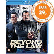 Produktbilde for Beyond The Law (BLU-RAY)