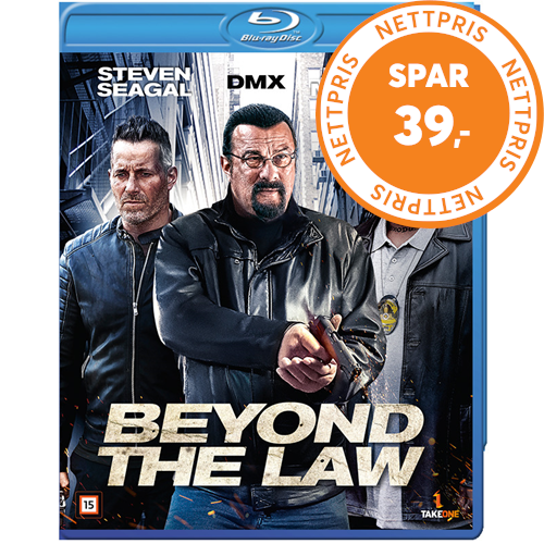 Beyond The Law (BLU-RAY)