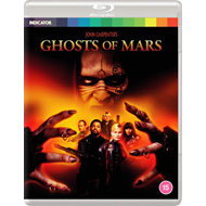 Produktbilde for Ghosts Of Mars (2001) (UK-import) (BLU-RAY)
