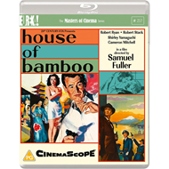 Produktbilde for House Of Bamboo (1955) - The Masters Of Cinema Series (UK-import) (BLU-RAY)