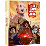 Once Upon A Time In China Trilogy (UK-import) (BLU-RAY)