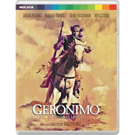 Produktbilde for Geronimo (1993) - An American Legend (UK-import) (BLU-RAY)