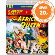 Produktbilde for The African Queen (1951) / Afrikadronningen - The Masters Of Cinema Series (UK-import) (BLU-RAY)