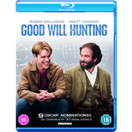 Produktbilde for Good Will Hunting (1997) / Den Enestående Will Hunting (UK-import) (BLU-RAY)