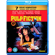 Produktbilde for Pulp Fiction (UK-import) (BLU-RAY)