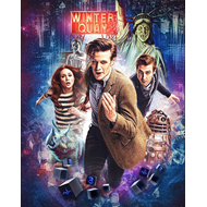 Produktbilde for Doctor Who - Sesong 7 - Limited Steelbook Edition (UK-import) (BLU-RAY)