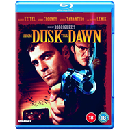 Produktbilde for From Dusk Till Dawn (1996) (UK-import) (BLU-RAY)