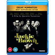 Produktbilde for Jackie Brown (1997) (UK-import) (BLU-RAY)