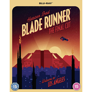 Produktbilde for Blade Runner (1982): The Final Cut - Special Poster Edition (UK-import) (BLU-RAY)