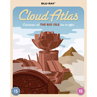 Produktbilde for Cloud Atlas (2012) - Special Poster Edition (UK-import) (BLU-RAY)