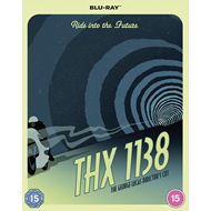 Produktbilde for THX 1138 (1971) - Special Poster Edition (UK-import) (BLU-RAY)
