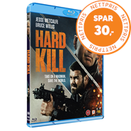 Produktbilde for Hard Kill (BLU-RAY)