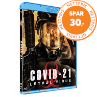 Produktbilde for Covid 21 (BLU-RAY)