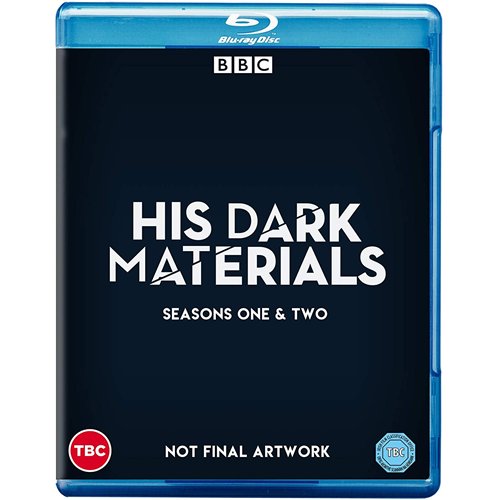 His Dark Materials - Sesong 1-2 (UK-import) (BLU-RAY)