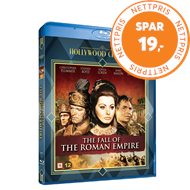 Produktbilde for The Fall Of The Roman Empire (1964) / Romerrikets Fall (BLU-RAY)