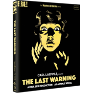 Produktbilde for The Last Warning (1928) - The Masters Of Cinema Series (UK-import) (BLU-RAY)