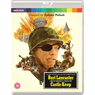Produktbilde for Castle Keep (1969) / Festningen (UK-import) (BLU-RAY)
