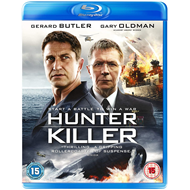 Produktbilde for Hunter Killer (UK-import) (BLU-RAY)