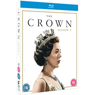 Produktbilde for The Crown - Sesong 3 (UK-import) (BLU-RAY)