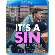 Produktbilde for It's A Sin - Sesong 1 (UK-import) (BLU-RAY)