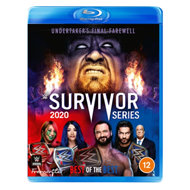 Produktbilde for WWE: Survivor Series 2020 (UK-import) (BLU-RAY)