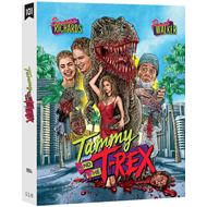 Produktbilde for Tammy And The T-Rex (1994) (UK-import) (BLU-RAY)