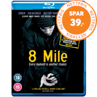 Produktbilde for 8 Mile (UK-import) (BLU-RAY)
