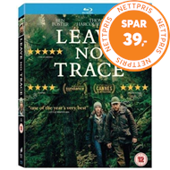 Produktbilde for Leave No Trace (UK-import) (BLU-RAY)