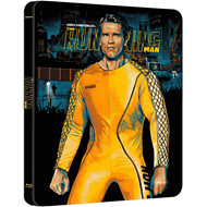 Produktbilde for The Running Man (1987) - Limited Steelbook Edition (UK-import) (BLU-RAY)