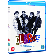 Produktbilde for Clerks (1994) (UK-import) (BLU-RAY)