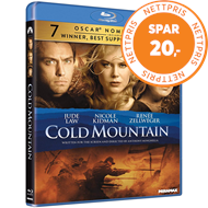 Produktbilde for Cold Mountain (2003) (UK-import) (BLU-RAY)