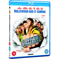 Produktbilde for Jay And Silent Bob Strike Back (UK-import) (BLU-RAY)