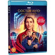 Produktbilde for Doctor Who: Revolution Of The Daleks (UK-import) (BLU-RAY)